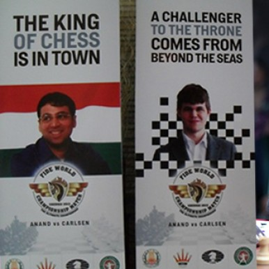 Viswanathan Anand all set for World Chess Championship