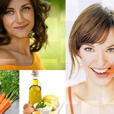 Unique Uses of Carrots that Make You Look Beautiful