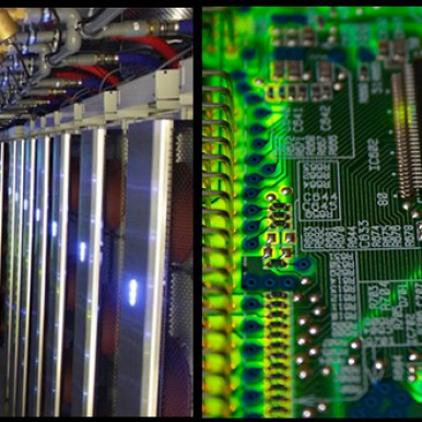 Green Supercomputer that can process 137 million messages a second