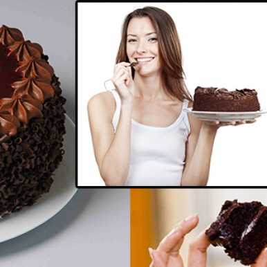 Stop feeling guilty while relishing cakes